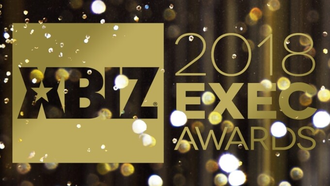 Retail Industry Nominees for 2018 XBIZ Exec Awards Announced