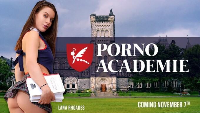 PornDoe Premium Set to Launch PornoAcademie.com