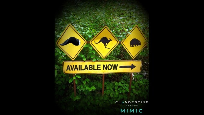Clandestine's MIMIC Now Available in Australia