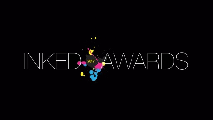 Inked Awards Announces 2017 Winners