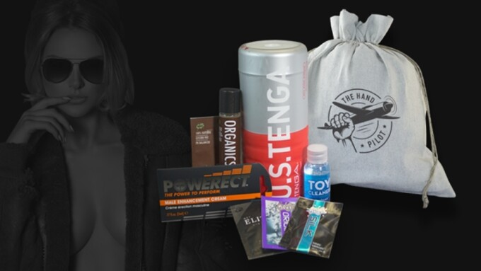 'The Hand Pilot' Male-Centric Subscription Box Launches