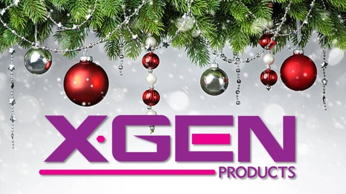 Xgen Products Gears Up for Upcoming Christmas Season