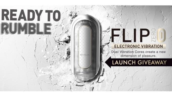 Tenga Releases Flip Zero Electronic Vibration