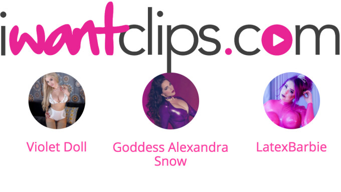 iWantClips Announces Halloween Clips, Photo Contest Winners