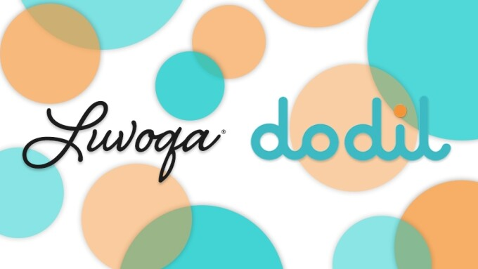LUVOQA Now Carrying Dodil Moldable Dildo