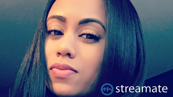 Jasmine James Joins Streamate as Biz-Dev Manager for Gay Space