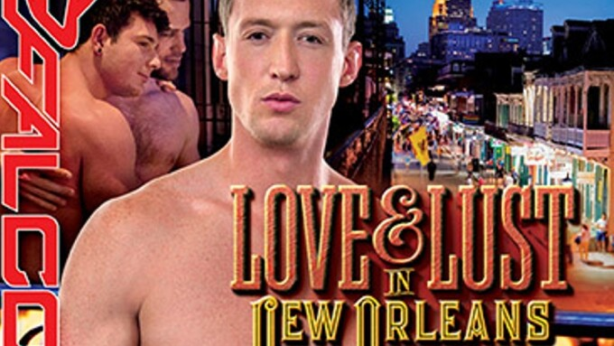 Falcon Releases 'Love & Lust in New Orleans'