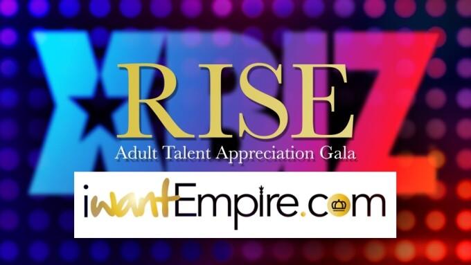 iWantEmpire Signs On as RISE Gala Diamond Sponsor