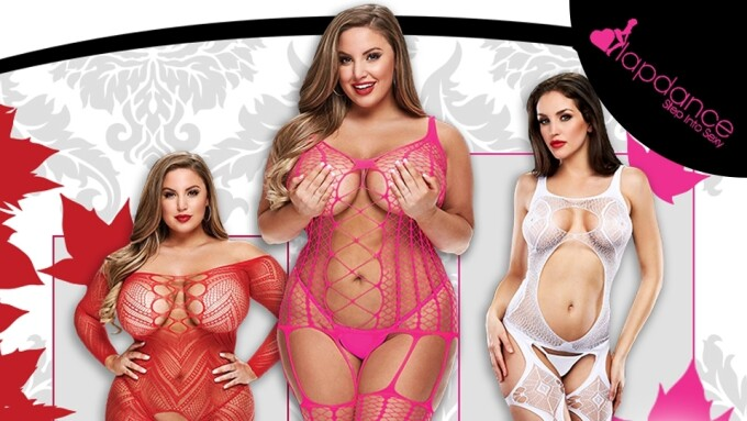 Xgen Products Now Offering Lapdance Lingerie's Bodystockings
