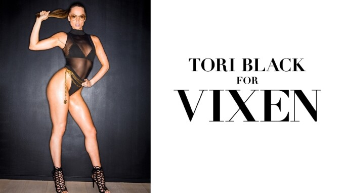 Tori Black Makes B/G Comeback for Vixen