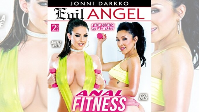 Angela White in 8 New Titles