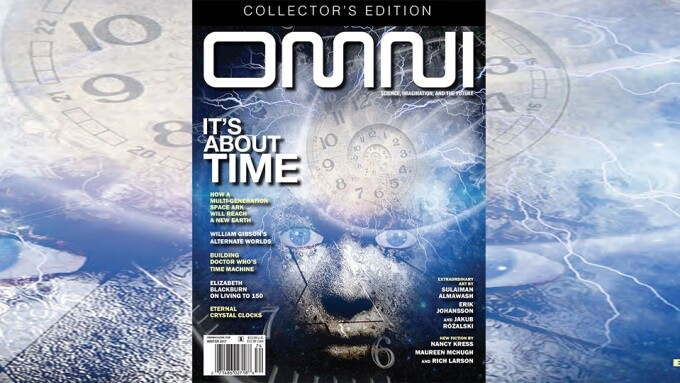 Omni Magazine Is Officially Back in Print