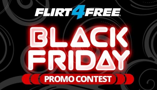 Flirt4Free Offers Black Friday Blowout