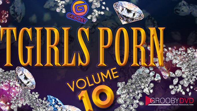 Grooby Streets 'TGirls Porn 10'