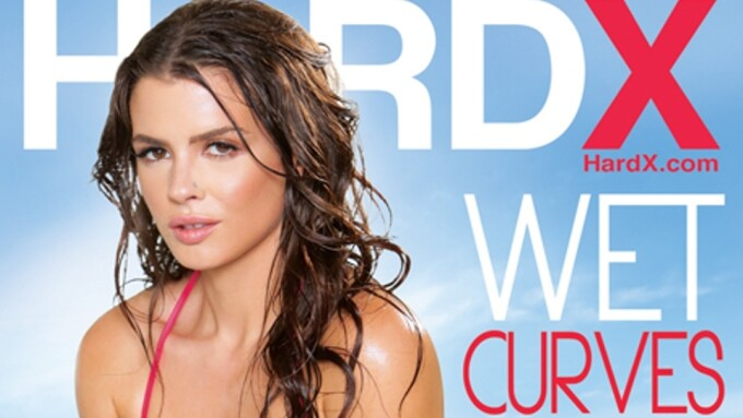 Hard X Streets Mick Blue's 'Wet Curves 2'