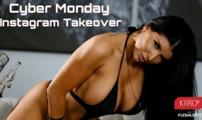 Kiiroo Announces Romi Rain Takeover for Cyber Monday