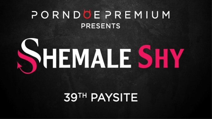 PornDoe Premium Launches Shemale Shy