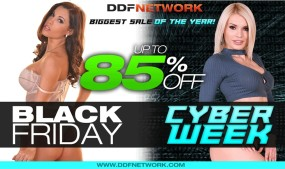 DDF Network Offering Black Friday/Cyber Week Sale