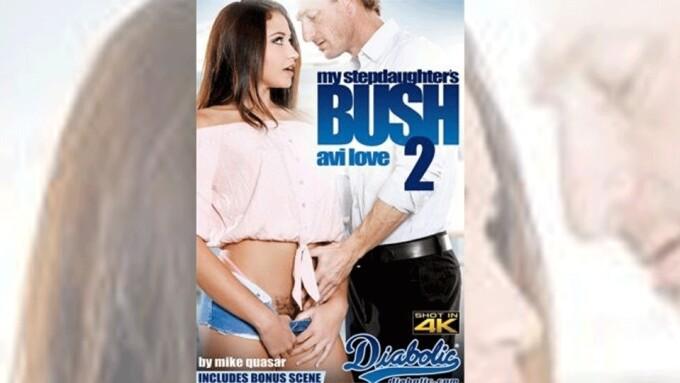 Avi Love in Diabolic's 'My Stepdaughter's Bush 2'