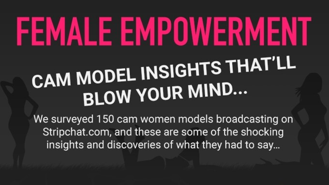 Stripchat Presents Cam Girl Infographic