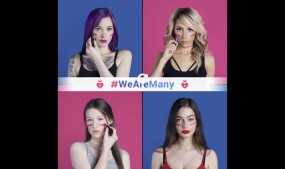 ManyVids Launches #WeAreMany to Fight Sex Abuse