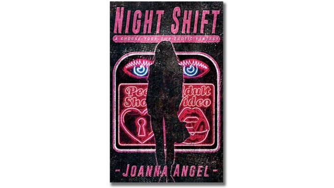 Joanna Angel Announces New Book Release