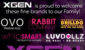 Rabbit Company, Ovo Lifestyle Toys Join Xgen Products