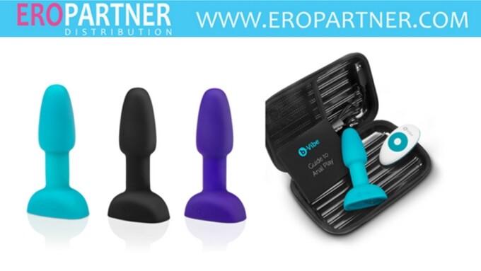 Eropartner Offers B-Vibe Rimming Plug Petite