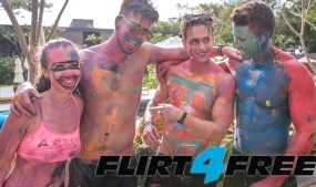 Flirt4Free Flies Broadcasters to Costa Rica