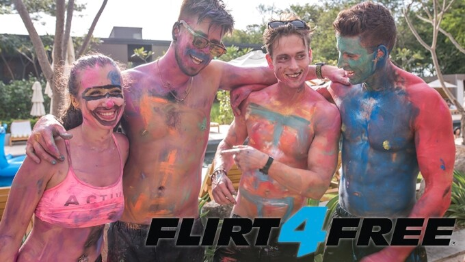 Flirt4Free Flies Broadcasters to Costa Rica for 9th Annual Flirt Summit