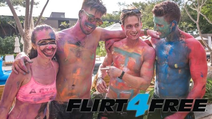 Flirt4Free Flies Broadcasters to Costa Rica for 9th Annual Flirt Summit