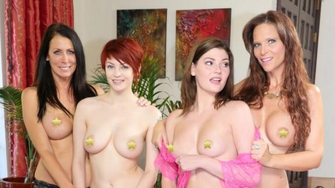 Girlfriends Films Debuts 'Lesbian Seductions 60'