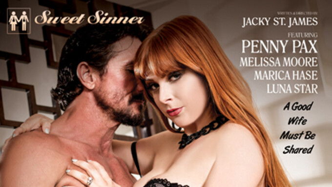 Sweet Sinner Streets Jacky St. James' 'The Hot Wives'