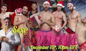 Flirt4Free Announces 'Sexy Santas Party' on Dec. 15