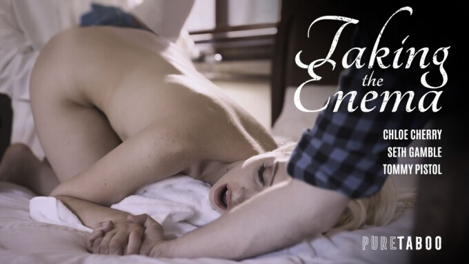 PureTaboo Releases 'Taking the Enema'