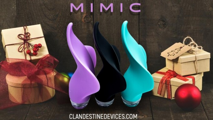 Clandestine Devices Announces Holiday Giveaway