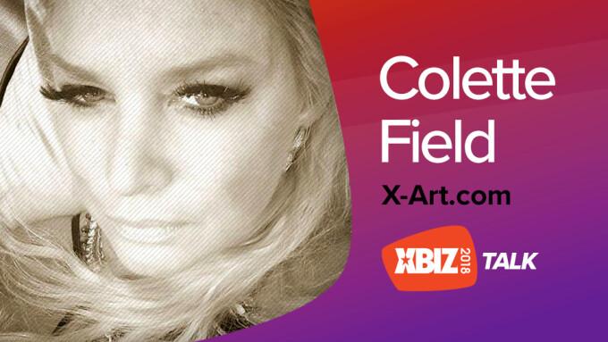 X-Art's Colette Field to Present 'XBIZ Talk' at January Show
