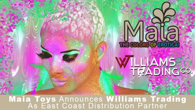 Maia Toys Taps Williams Trading as East Coast Distro Partner