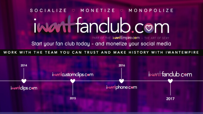 iWantFanClub Welcomes New Year With $10K Artist Contest