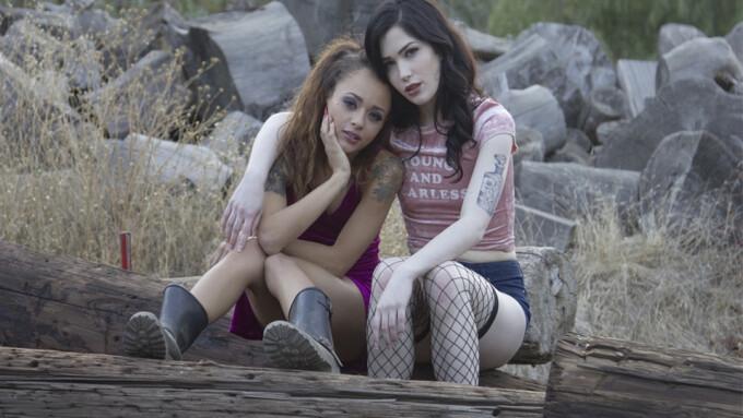 TrenchcoatX Offers 'Trashy Love Story'