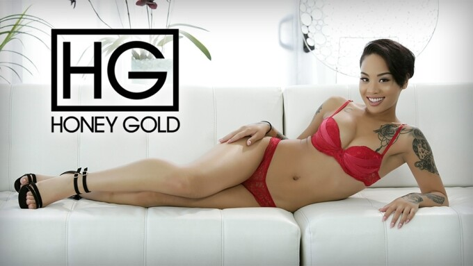 Honey Gold Rolls Out Site on Crush Girls Network