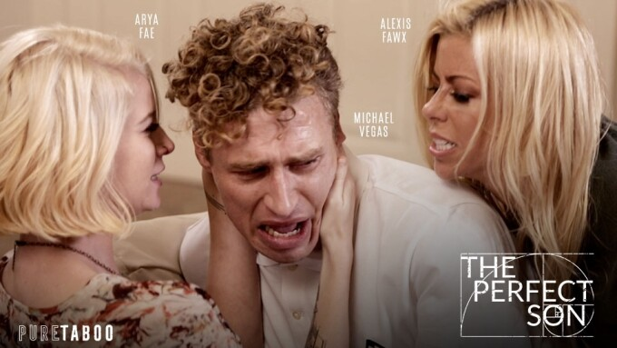 PureTaboo.com Releases 'The Perfect Son'