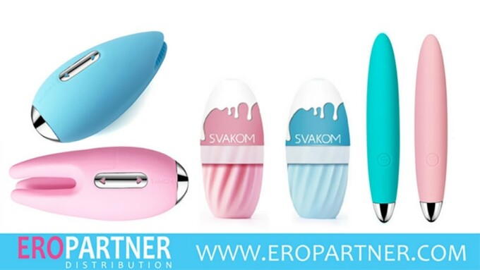 Eropartner Now Carrying Svakom's New Products