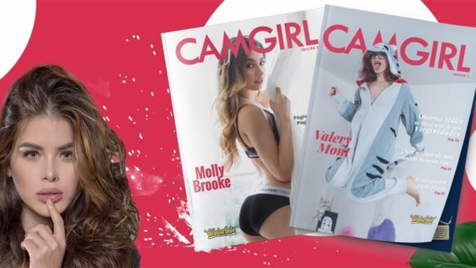CamGirl Magazine Returns for LALExpo