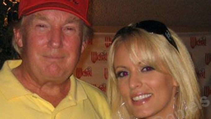 Report: Trump Lawyer Arranged Payout to Stormy Daniels