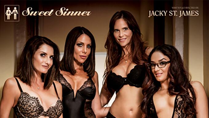 Jacky St. James' Sweet Sinner Series 'MILF Pact' Returns