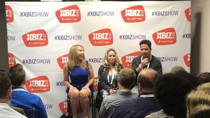 XBIZ 2018: Content Production Panel Offers Tips 'n' Tricks for Success