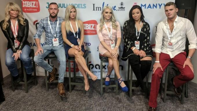 XBIZ 2018: Highly Popular Talent Track Enlightens, Entertains