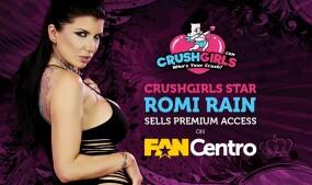 Romi Rain Brings 500K Followers to New FanCentro Profile