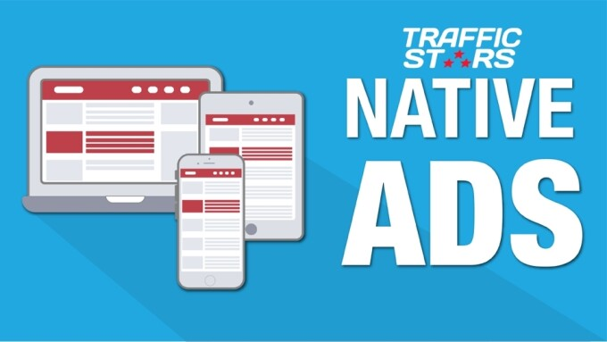 TrafficStars Debuts Native Ad Format